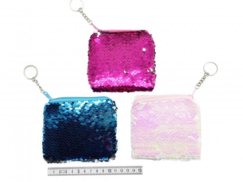 Klíčenky-přívěsky-peněženky - Pěněženka PK500-3
