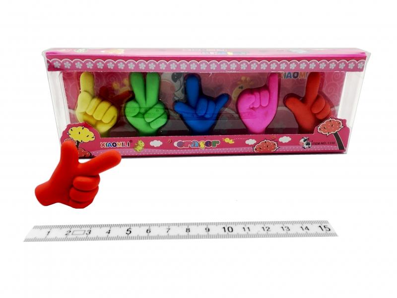 Gumy mazací - Guma 5ks ruce PK62-33