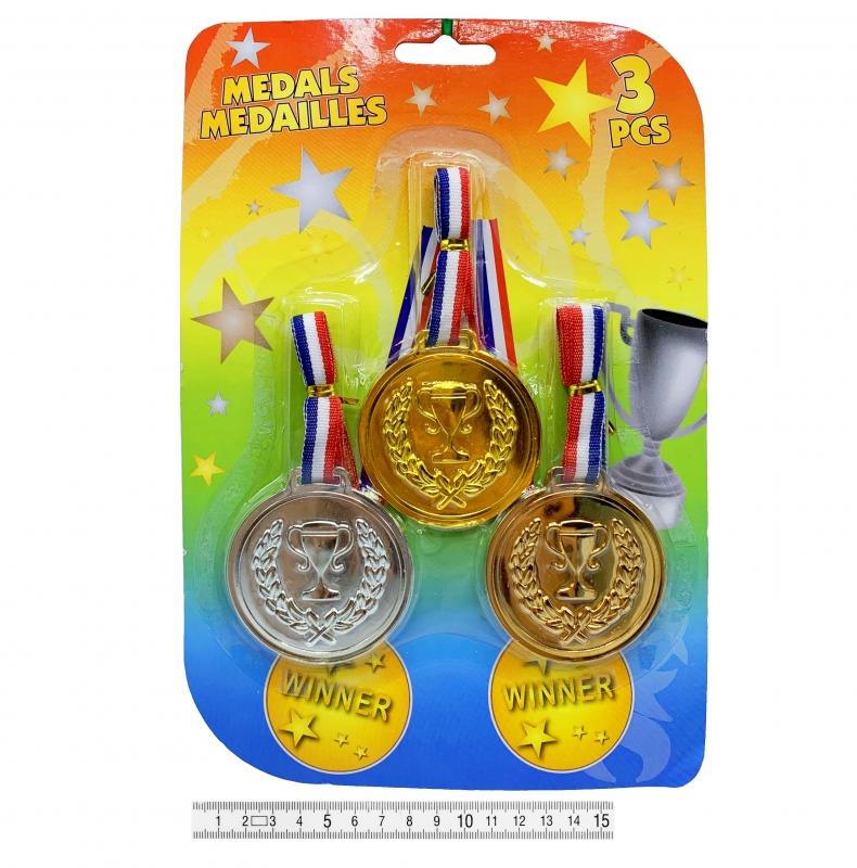 Hračky - Sportovní medaile PK14-30