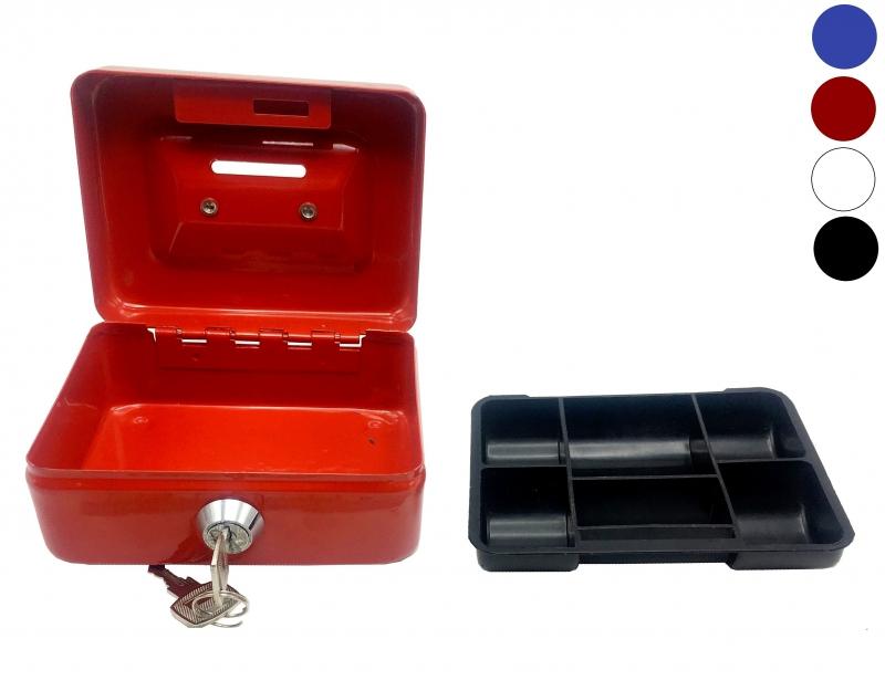 Kancelářské potřeby - Pokladna 12,5x9,5x6cm PK23-1