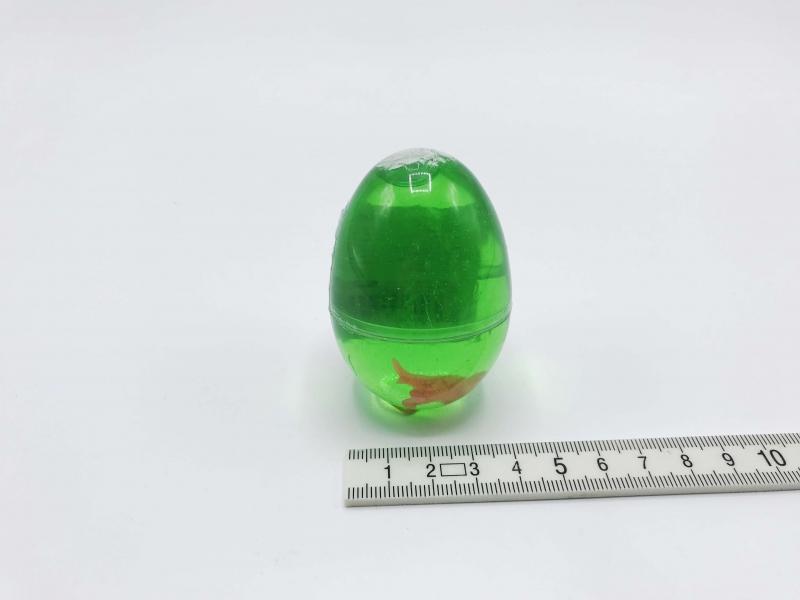 Sliz-trikolína - Sliz ve vajíčku s dinosaurem PK86-8